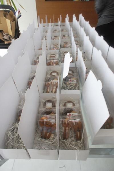 サロン・ド・ガトー焼き菓子BOX